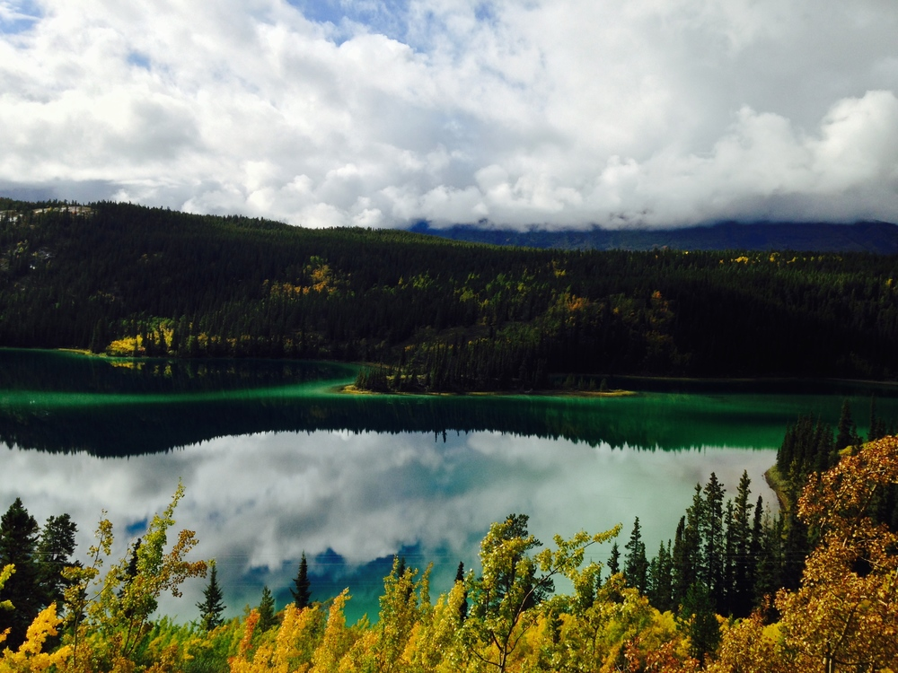 Emerald Lake, Full Day Yukon Tour - Skagway, Alaska