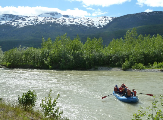 Chilkoot Hike & Float - Skagway, Alaska