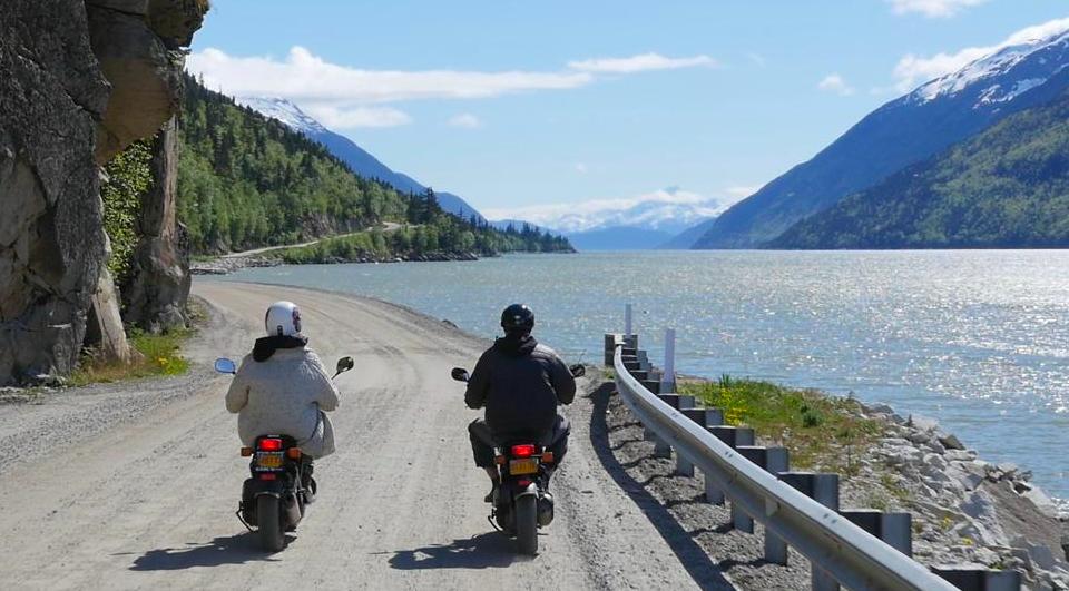 Scooter Tours - Skagway, Alaska