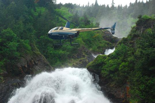 Totem Falls Helicopter Tours - Ketchikan, Alaska