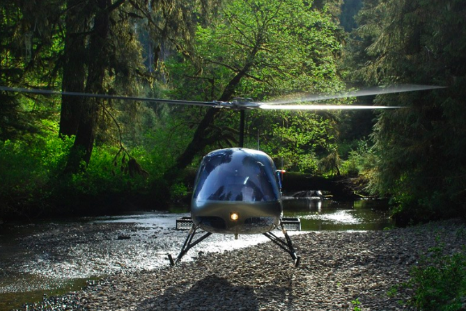 Helicopter Fishing Tours - Ketchikan, Alaska