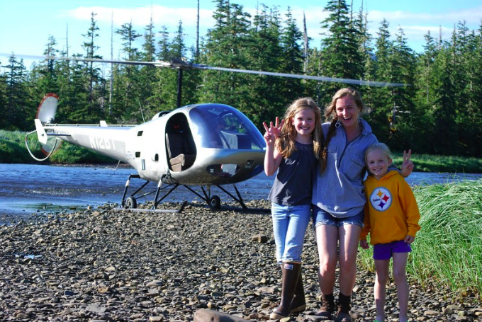 Helicopter Hiking Tours - Ketchikan, Alaska