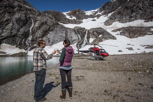 Helicopter Flightseeing - Juneau, Alaska