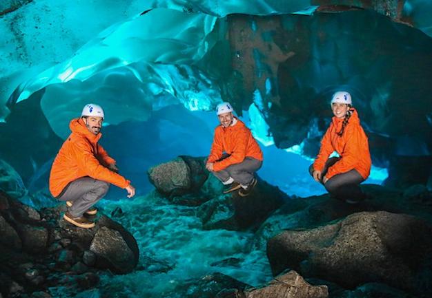 Mendenhall Ice Adventure - Juneau, Alaska