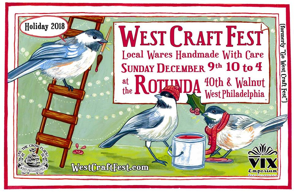 West Craft Fest - Holiday 2018