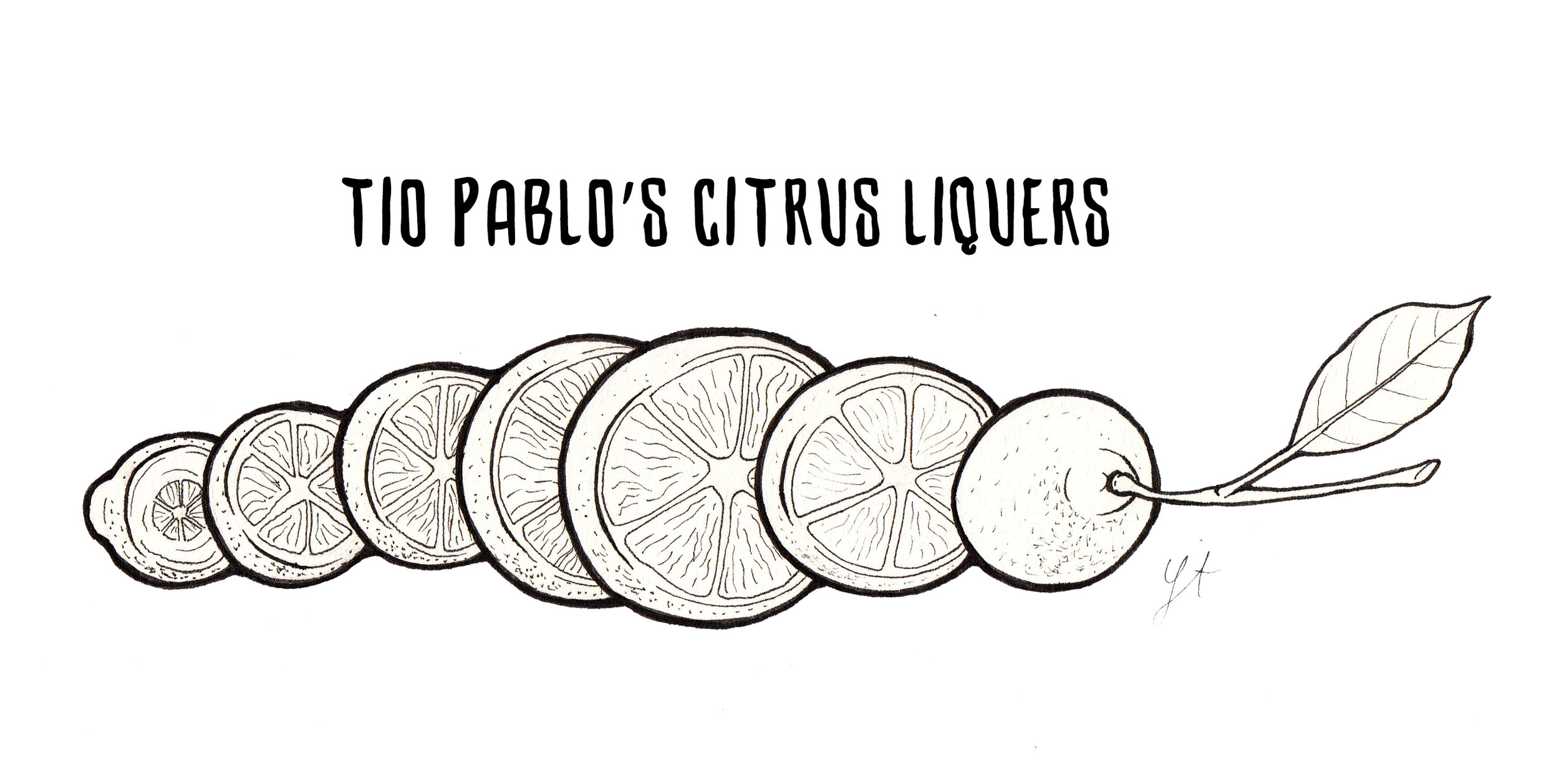 Tio Pablo's Label Design