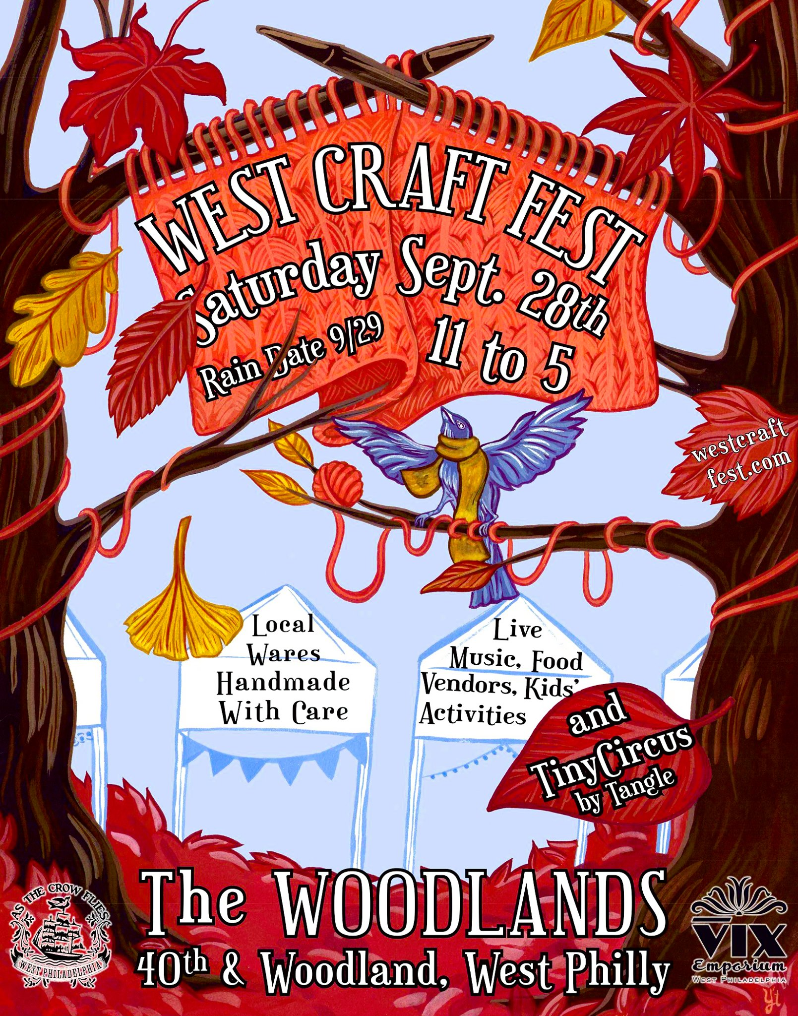 West Craft Fest Fall 2019