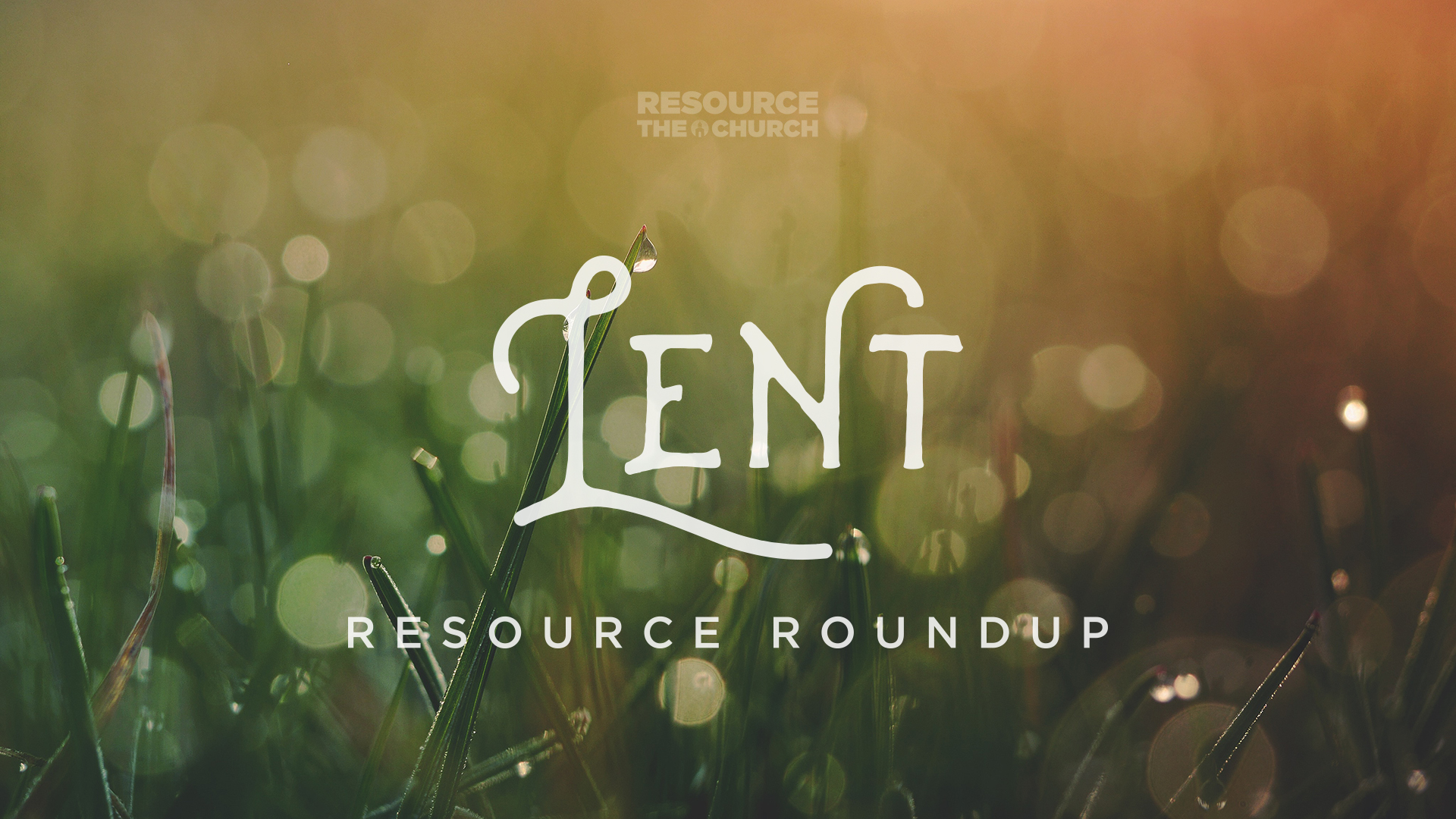 Lent Resources