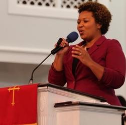 Pastor Kanisha Billingsley,<br>Instructor