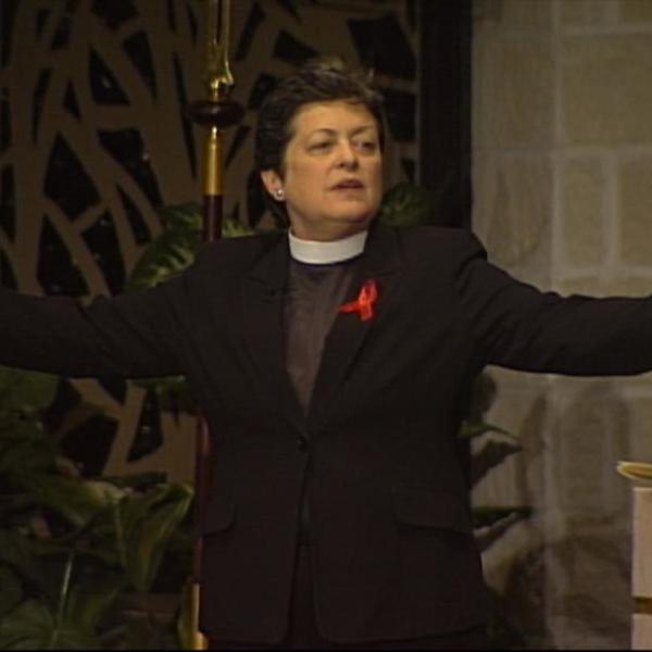 Rev. Dr. Jo Hudson