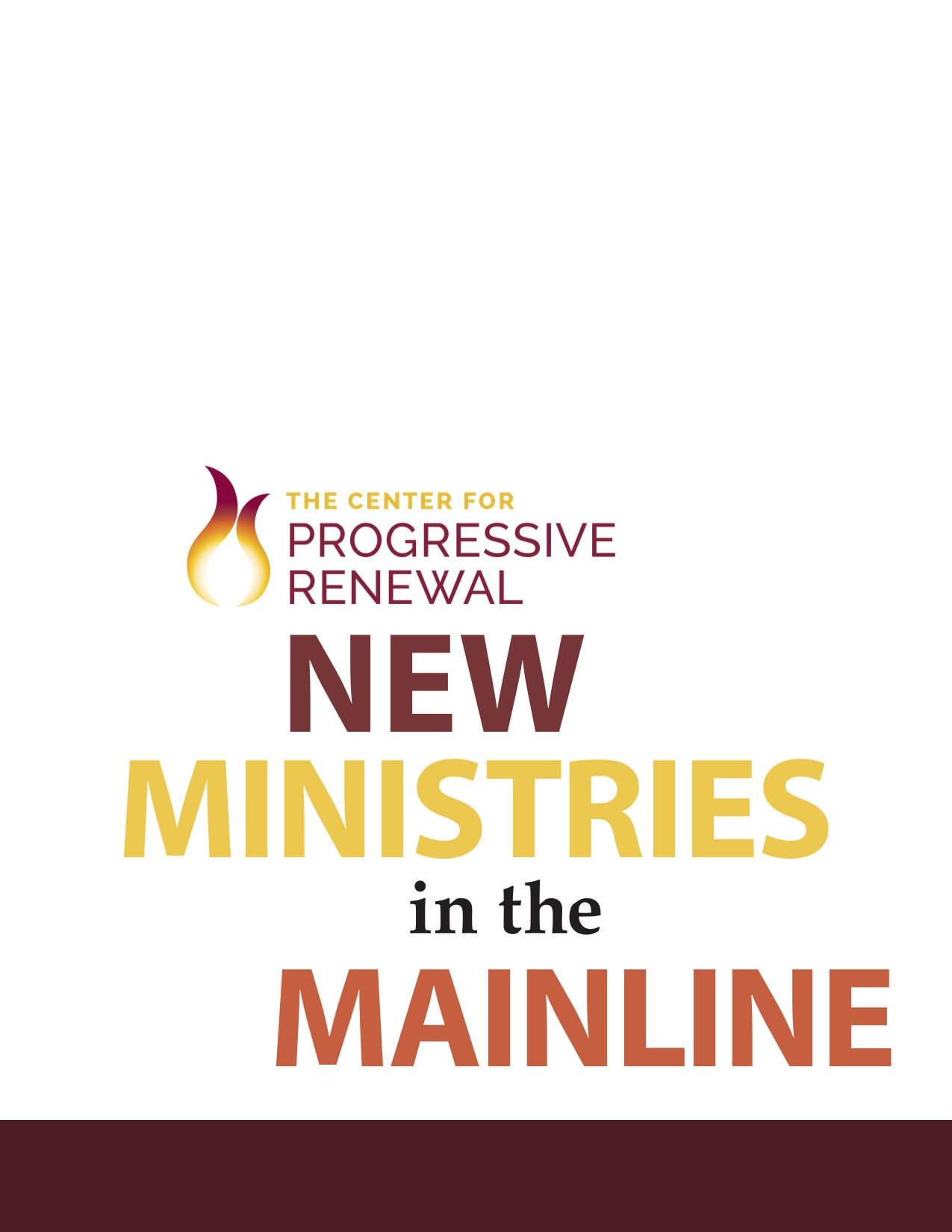 New Ministries Summary Report - A vibrant future for mainline Christianity depends, to a significant degree, on starting new ministries. That's why the Ecumenical Partners in Outreach collaborated with the Center for Progressive Renewal to conduct the largest study of church planting activities in the major mainline churches of the US and Canada in this century.That two-year study of 260 ministries has just been completed, and the results are telling. If you've been charged with starting a ministry, managing a ministry for your wider church body, creating a denominational group to support a new ministry or you simply want to know more about church planting, read on to discover what is out there and what is growing and what we're learning.