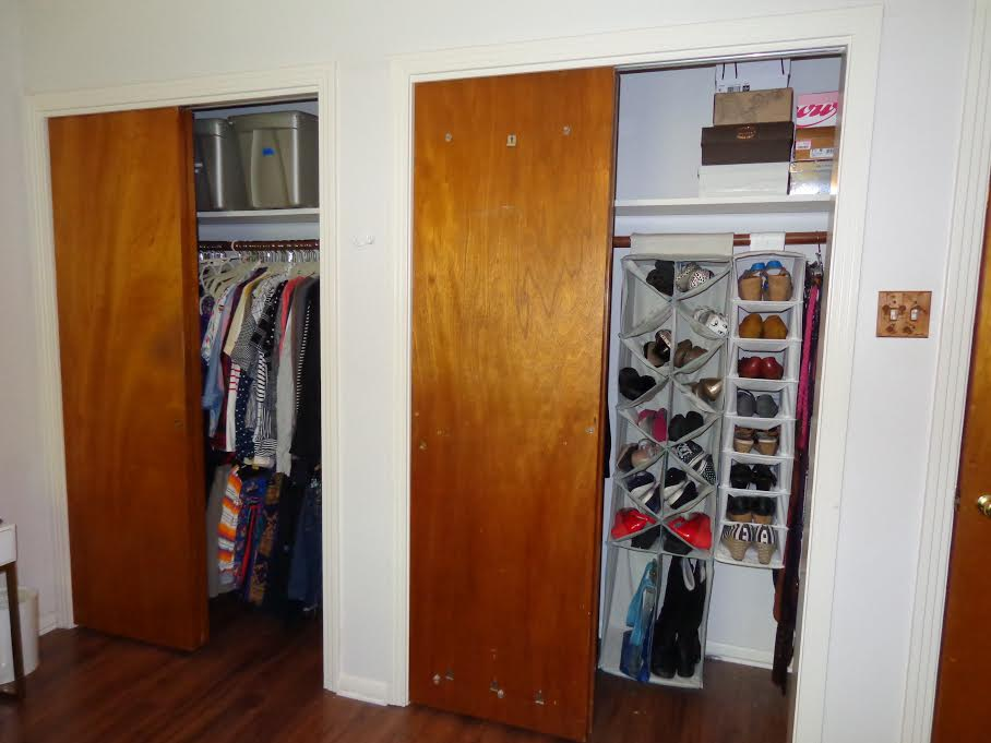A Vintage Addict's Closets: AFTER