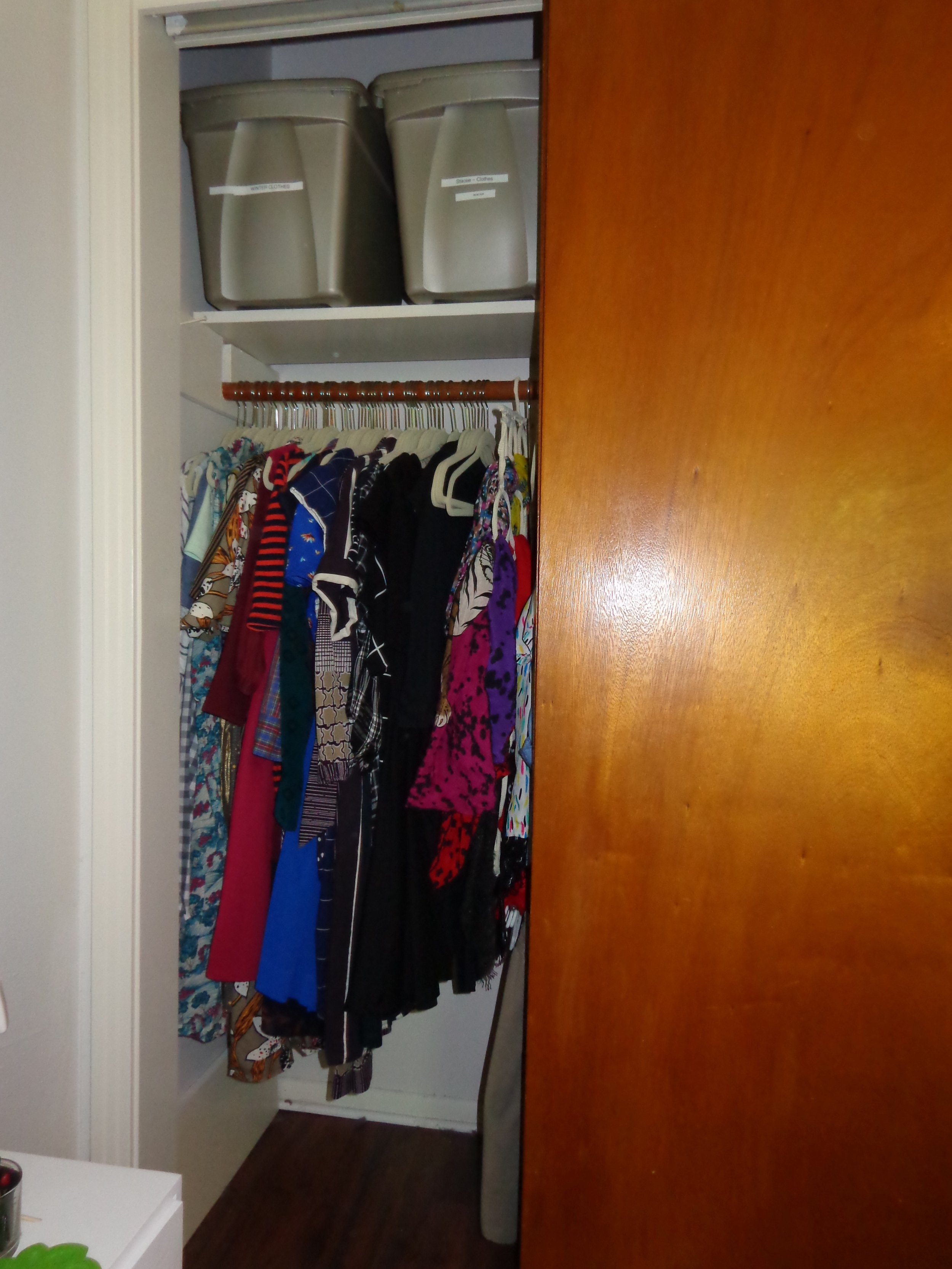 A Vintage Addict's Closet: AFTER