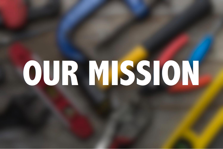Mr. Fix-It Mission