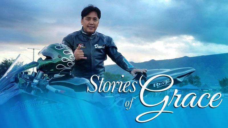 Stories of Grace - David Debutiaco