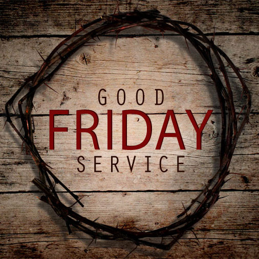 Good Friday Service 2017