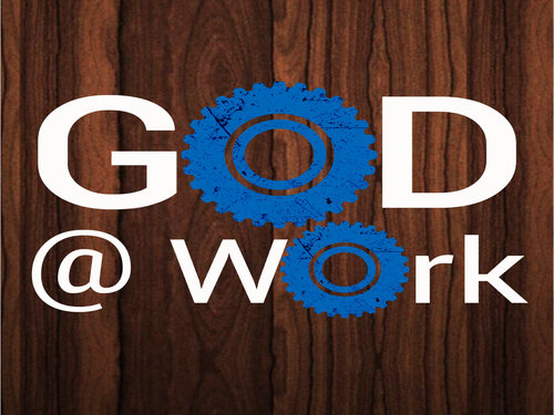 God at Work sermon series