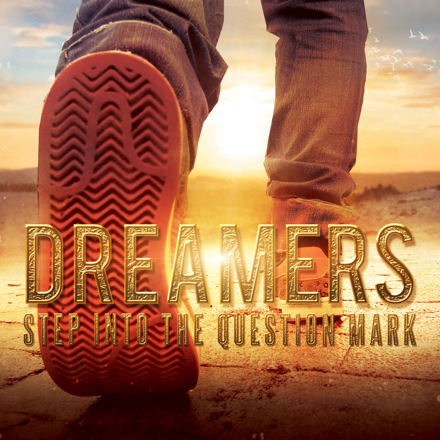 Dreamers Step Into the Question Mark