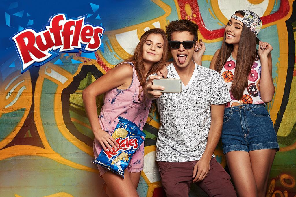 Cliente: Ruffles (Pepsico)