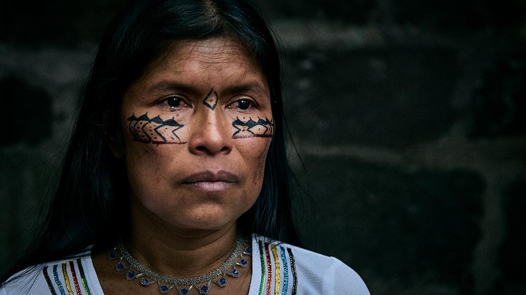 Retratos Mujeres Amazónicas