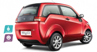 Launch of the Mahindra e2o