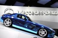 Tesla Motors announces tie-up with Mercedes-Benz