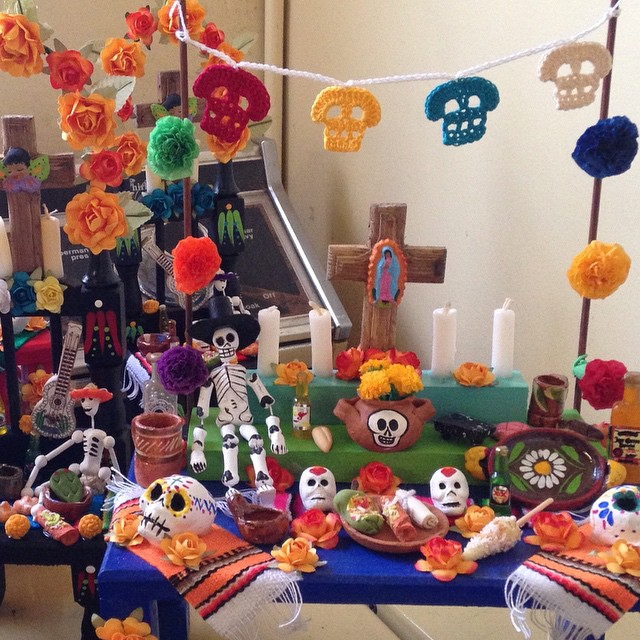 Riverside Day of The Dead Vendors