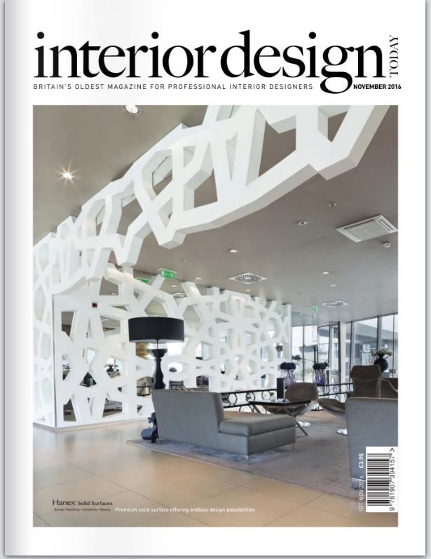Interior Design Today - November 2016