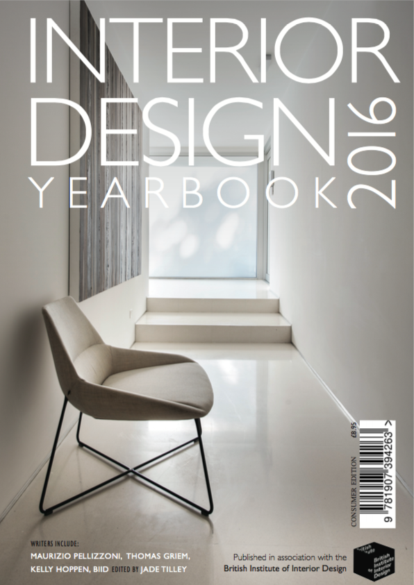 Interior Design Yearbook Consumer Edition 2016