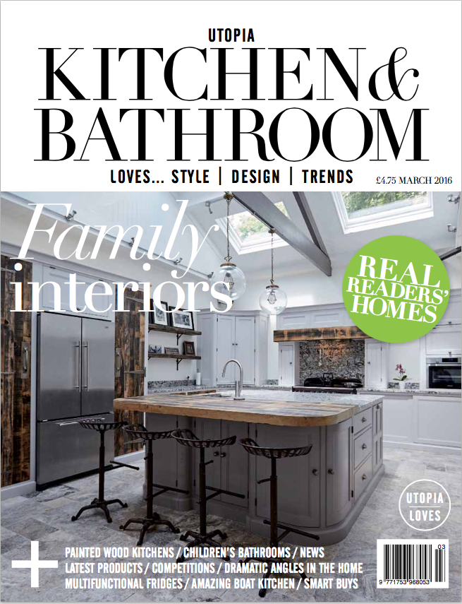 Utopia Kitchen&Bathroom - March 2016