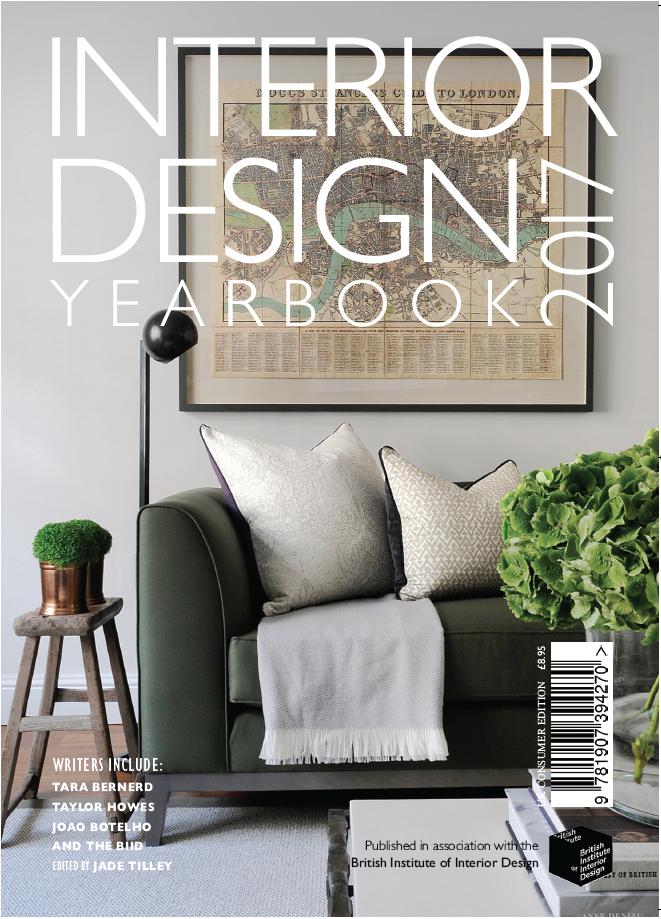 Interior Design Yearbook Consumer Edition 2017