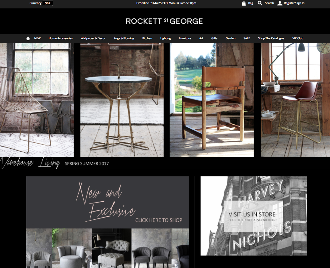Rockett St George blog - May 2017