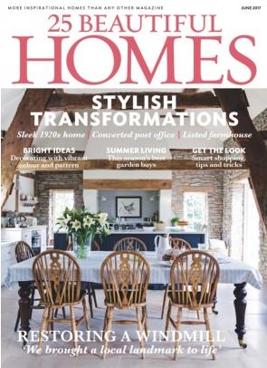 25 Beautiful Homes - June 2017