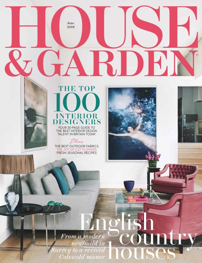 House & Garden - June 2018