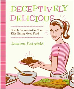 Deceptively-Delicious-Book-Cover | Hiding-Veggies-in-Kids-Food |Nomster Chef