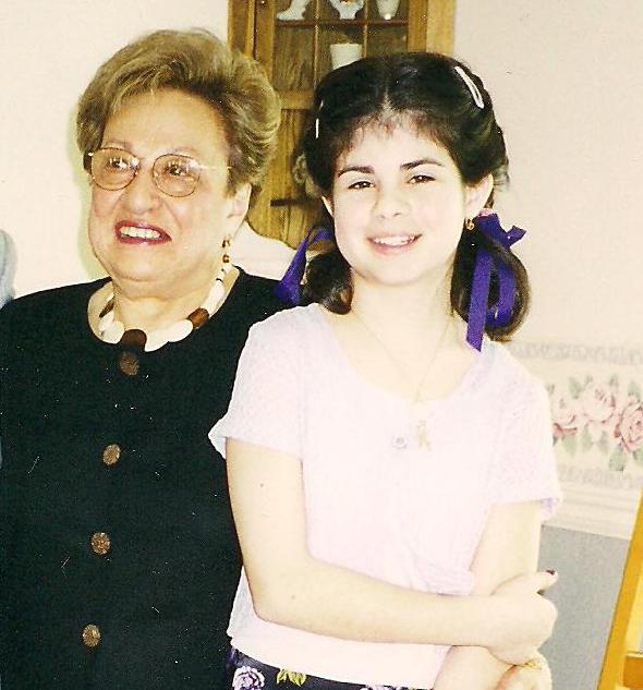 Me and Grandma Rita