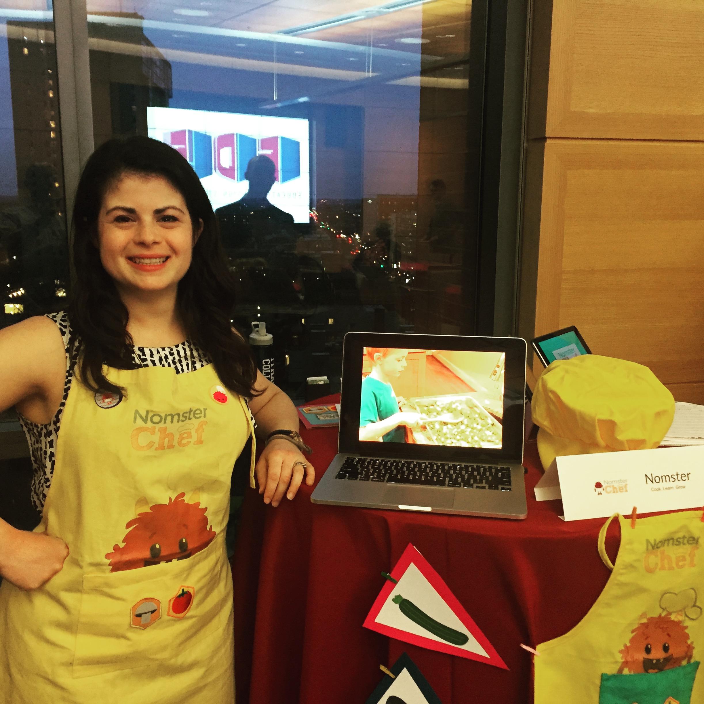 Ashley Moulton | Nomster Chef