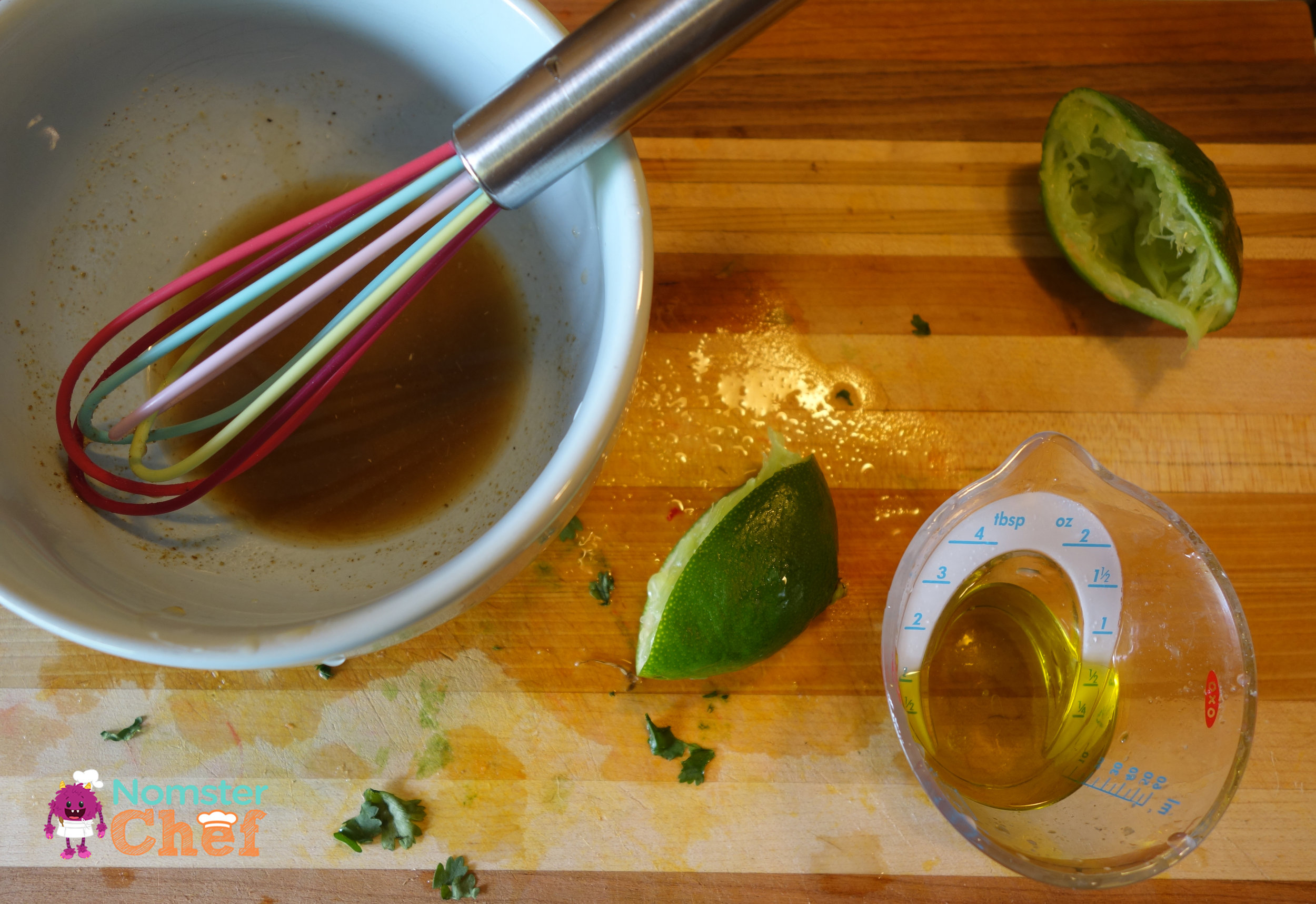 dressing-whisk | cinco-de-mayo-mexican-carrot-slaw | Nomster Chef
