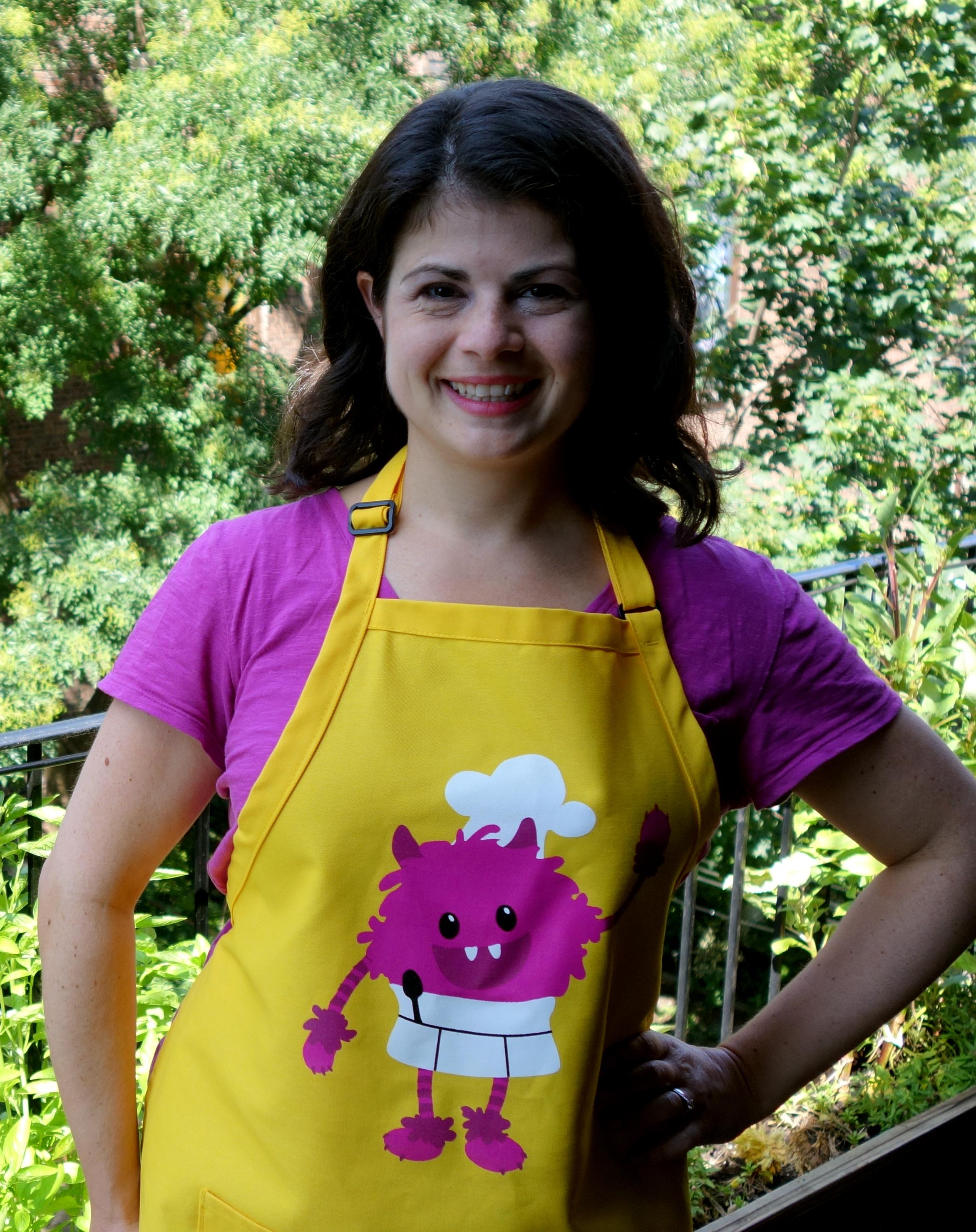 Ashley Moulton Nomster Chef