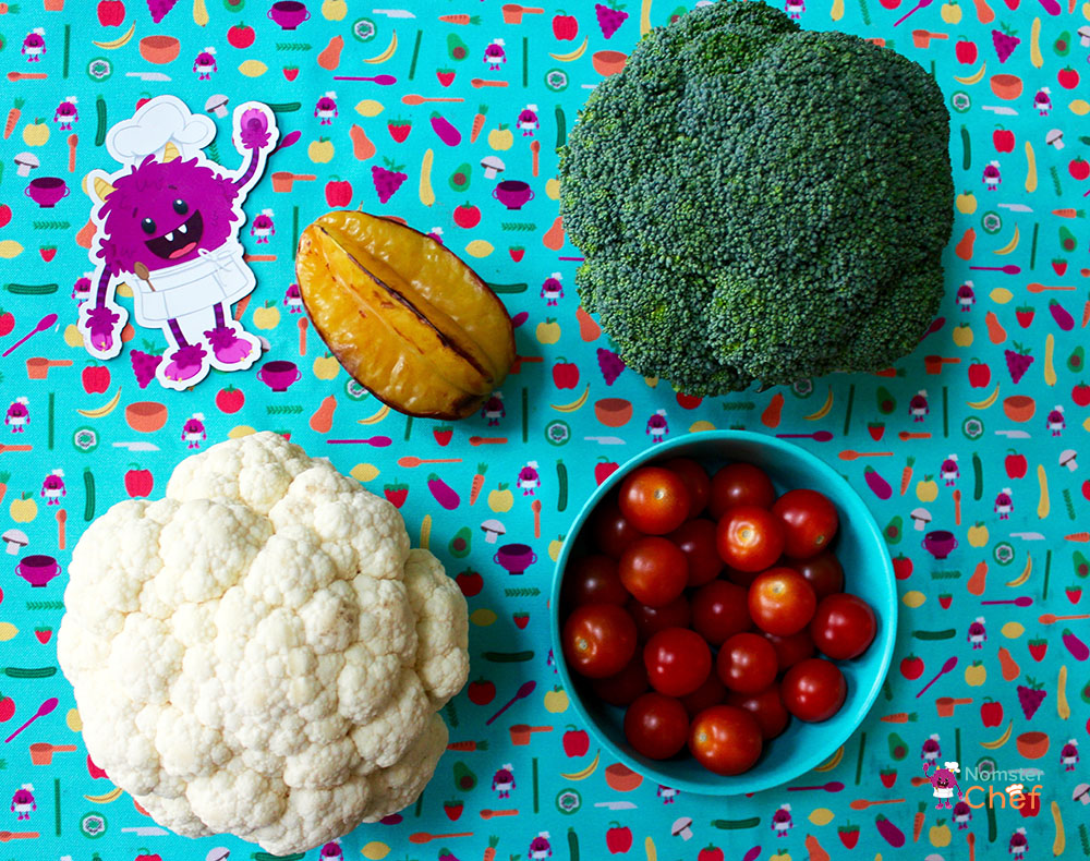 Christmas Recipes for Kids to Make: Broccoli Tree Appetizer