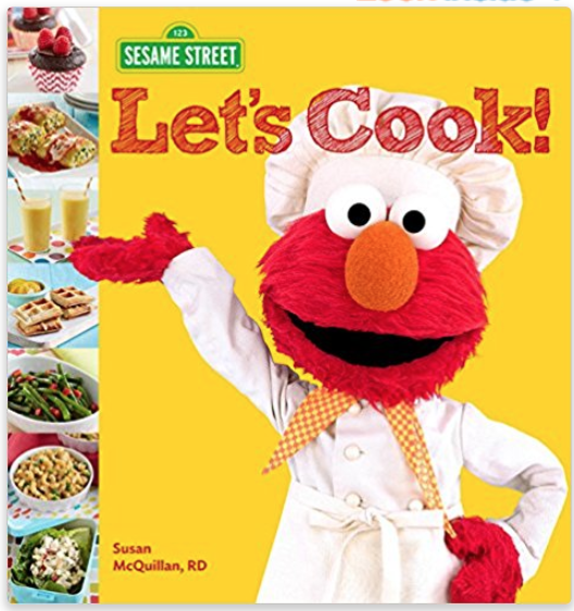 Sesame Street Let's Cook - Your favorite monsters share their favorite recipes!