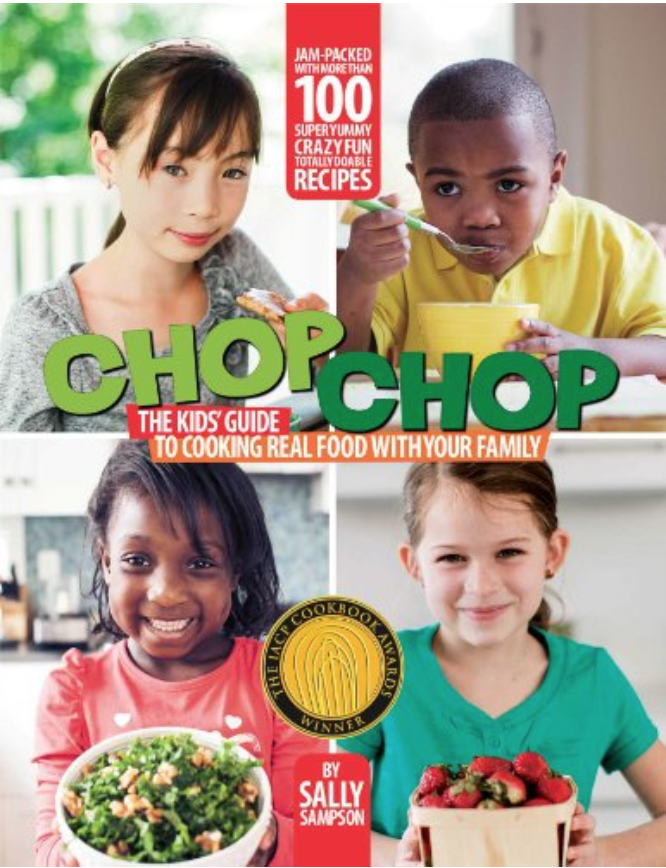 Chop Chop - Chop Chop is a fantastic nonprofit that publishes magazines with recipes for kids. Get a compendium of many of their recipes here. Whatever your kid chef wants to make, this cookbook has them covered!