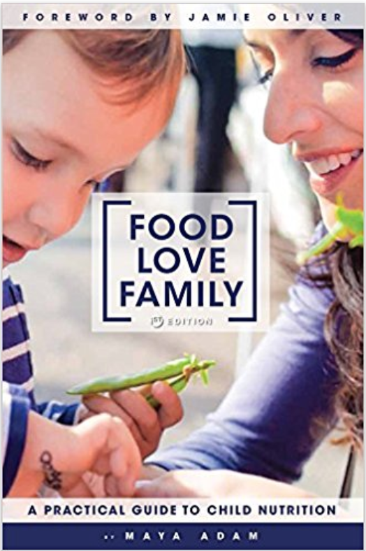 Food Love Family - Child Nutrition for regular people (i.e. not nutritionists). Practical tips for parents from Stanford Medical School's Maya Adam, M.D..