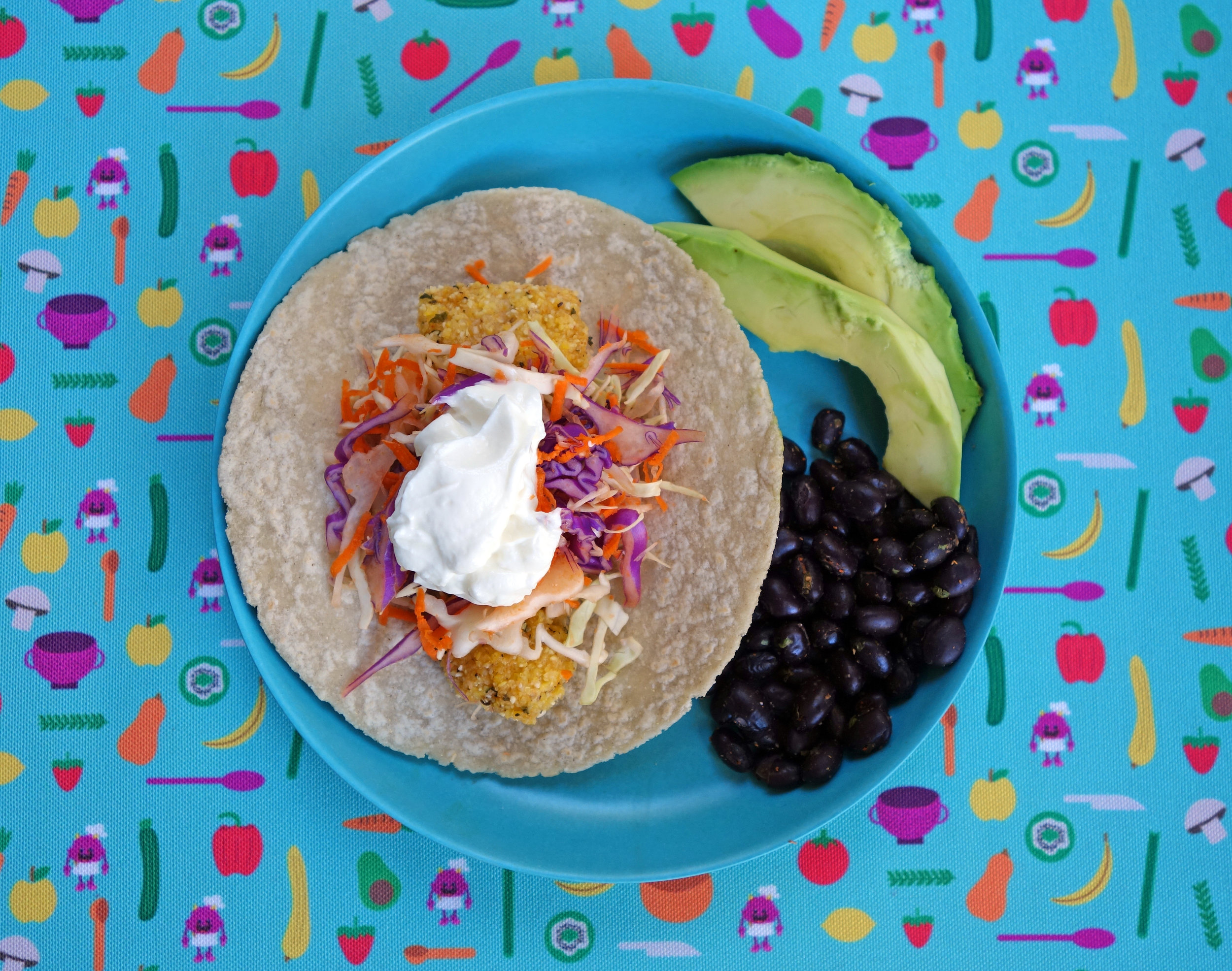 Coming soon- Baja Fish Tacos with Slaw -