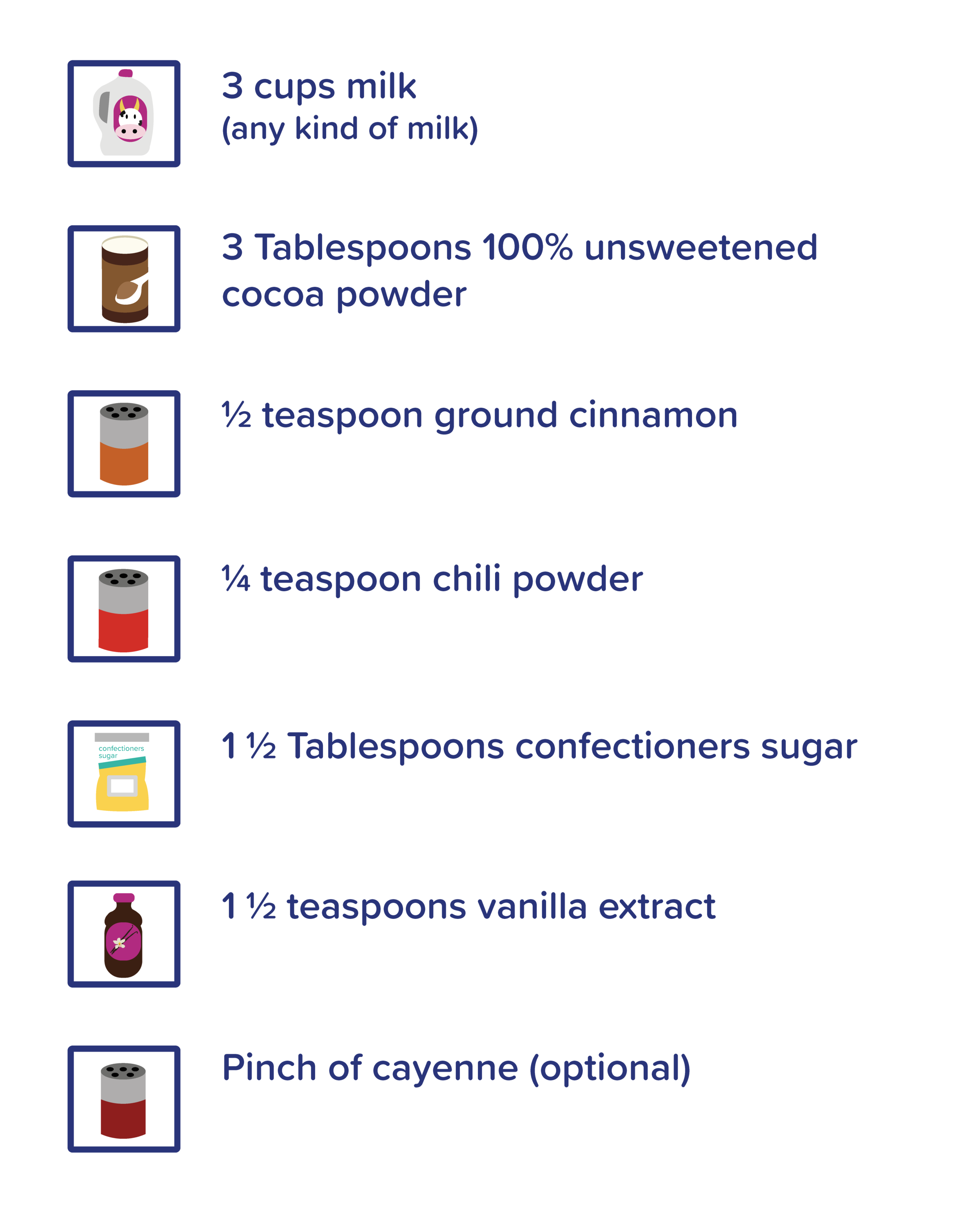 Nomster Chef_MexicanHotCocoa_Grocery List_forOverview-03.png