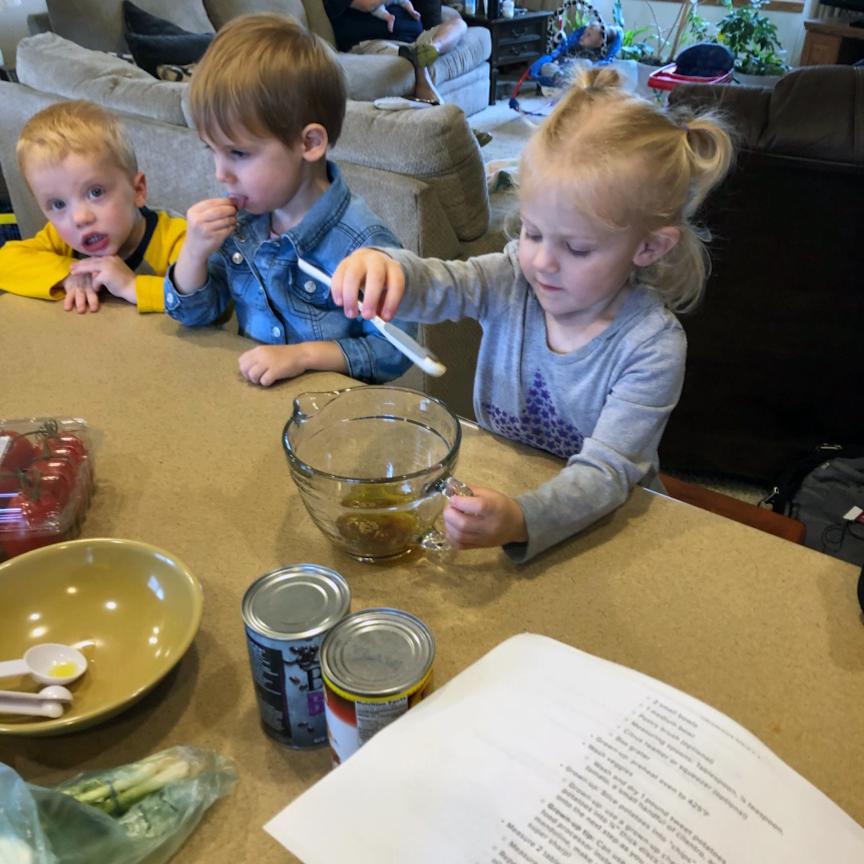 Kids Konnect Chefs