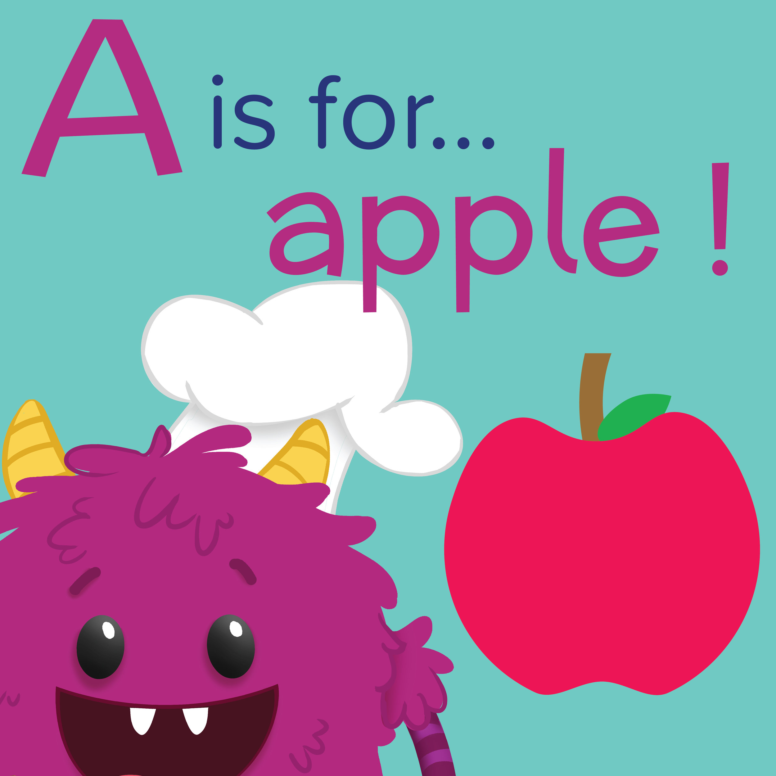 Foods that start with A, A is for apple, foods beginning with the letter a, recipes starting with a, recipes a to z