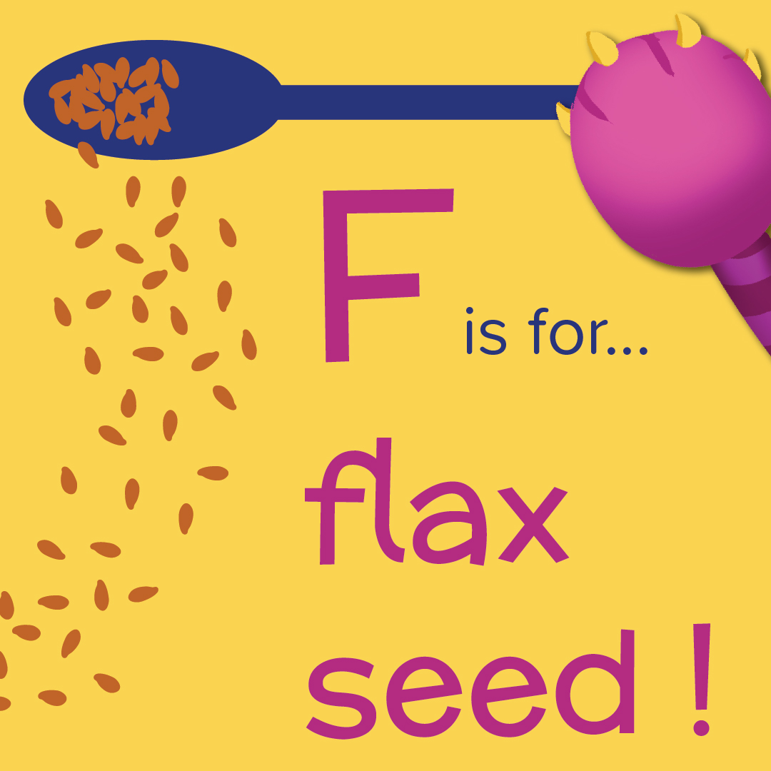 Foods that start with f, f is for flax seed, foods beginning with the letter f, recipes starting with f, recipes a to z