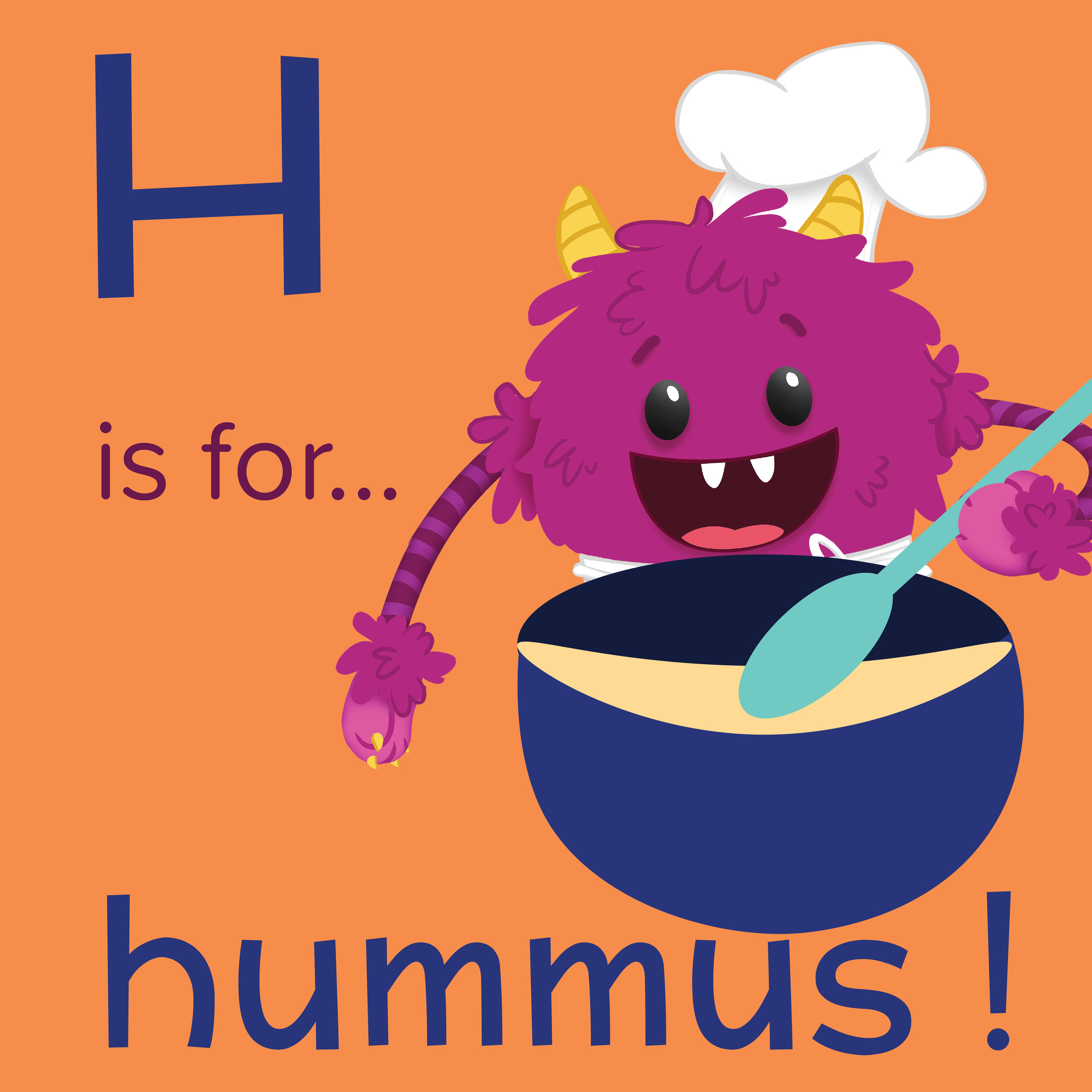 Foods that start with H, H is for Hummus, foods beginning with the letter h, recipes starting with h, recipes a to z