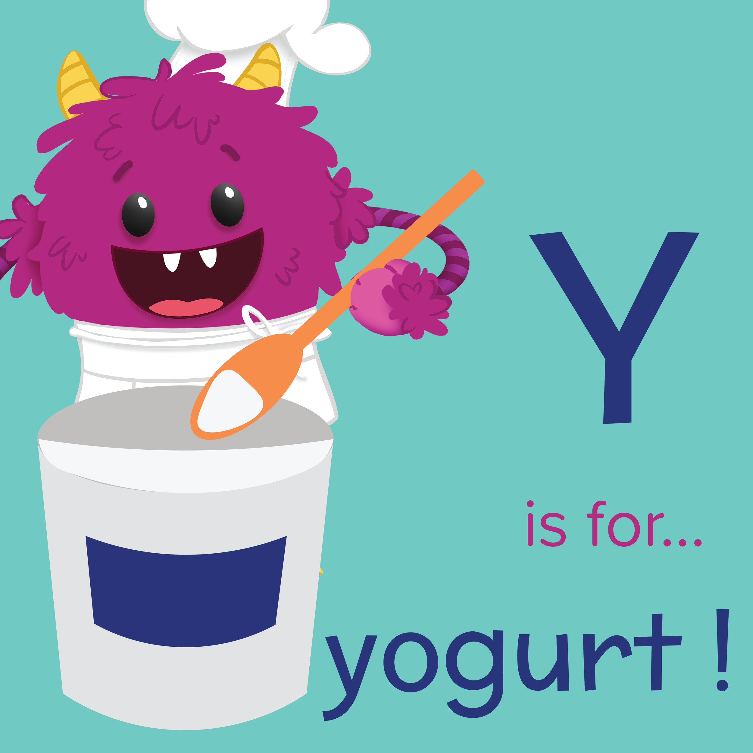 Foods that start with Y, Y is for yogurt, foods beginning with the letter y, recipes starting with y, recipes a to z